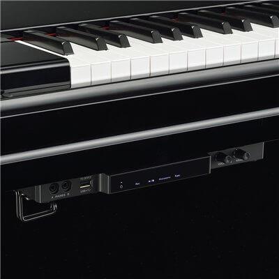 Un système silencieux SC2 pour piano